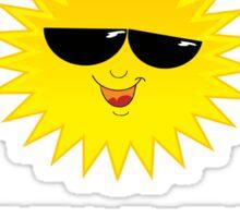 Sun Worshiper - Solar God Helios - PV Renewable Energy T-Shirt Sticker