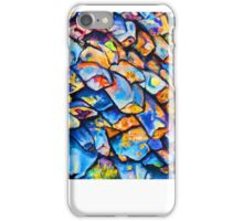 Blue Xanthorrhoea iPhone Case/Skin