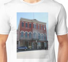 Tabor Opera House, Leadville, Colorado Unisex T-Shirt