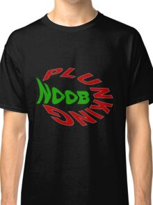 Noob Plunking Classic T-Shirt