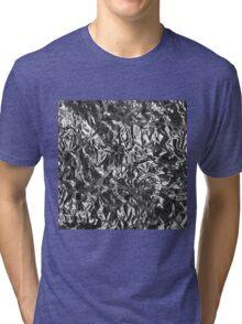 ALUMINUM FOIL Tri-blend T-Shirt