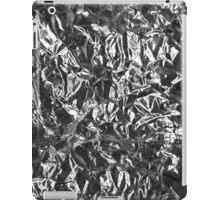 ALUMINUM FOIL iPad Case/Skin