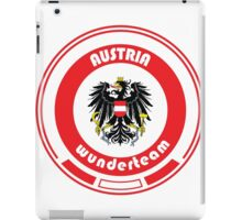 Euro 2016 Football - Team Austria iPad Case/Skin