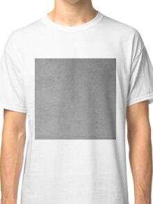 GREY SUEDE Classic T-Shirt