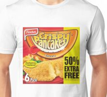 Crispy Pancakes Unisex T-Shirt
