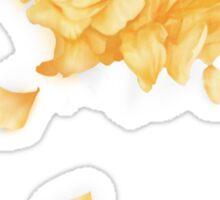 Wild - The Yellow Flower Petals - Troye Sivan Sticker