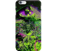 Psychedelic Mushroom Love iPhone Case/Skin