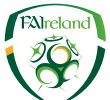 Euro 2016 Football - Team Republic of Ireland Sticker