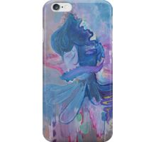 Abstract Self Portrait iPhone Case/Skin