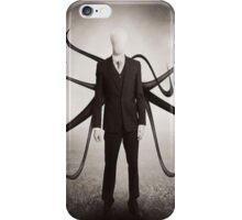 Slender Man style iPhone Case/Skin
