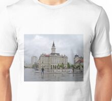 The Orthodox Cathedral of St George, Novi Sad, Serbia Unisex T-Shirt