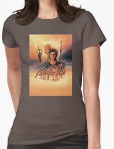 Movie Poster Merchandise Womens Fitted T-Shirt