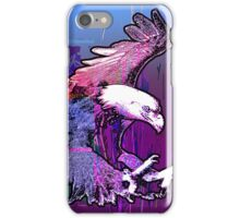 EAGLEabstract iPhone Case/Skin