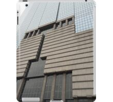 Heritage Plaza with Bubbles iPad Case/Skin