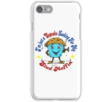 Art, Funny, Cupcake, Cake, Muffin, Cool, Graphic, Blue, Red, Chocolate, Fitness, Gym, Barbell, Cartoon, Stickers, Boyfriend, Girlfriend, Cute, Man, Women iPhone Case/Skin