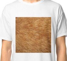 LIGHT BROWN FUR Classic T-Shirt
