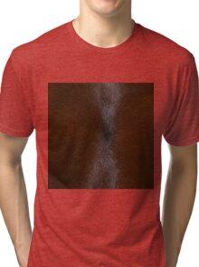 HORSE FUR Tri-blend T-Shirt