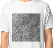 GREY WOLF FUR Classic T-Shirt