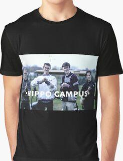 Hippo Campus Graphic T-Shirt