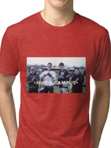 Hippo Campus Tri-blend T-Shirt