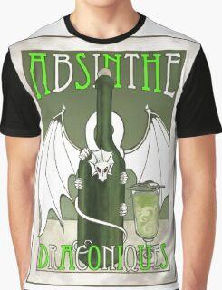 Absinthe Draconiques Graphic T-Shirt