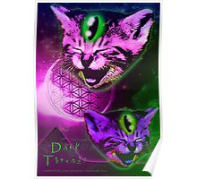 Cats of The Astral Plane  Poster