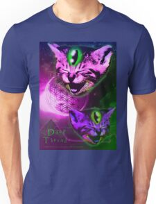Cats of The Astral Plane  Unisex T-Shirt