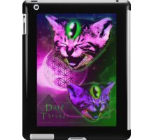Cats of The Astral Plane  iPad Case/Skin
