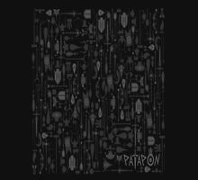 Patapon - Weapons Unisex T-Shirt