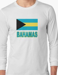 The Pride of the Bahamas Long Sleeve T-Shirt