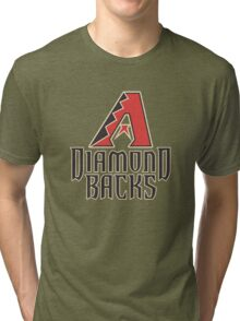 Arizona Diamondbacks  Tri-blend T-Shirt
