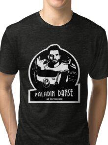 Paladin Danse Tri-blend T-Shirt