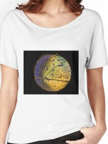 Lamp That Guides the Lens Women's Relaxed Fit T-Shirt
