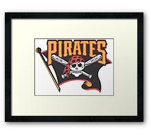 Pittsburgh Pirates 2 Framed Print