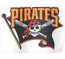 Pittsburgh Pirates 2 Poster