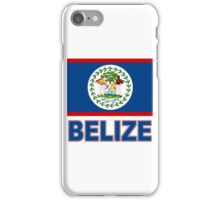 The Pride of Belize iPhone Case/Skin