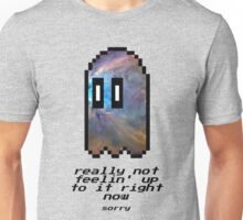 Undertale - Here Comes Napstablook (Alternate) Unisex T-Shirt