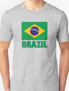The Pride of Brazil Unisex T-Shirt