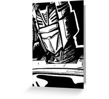 Sadwave Inks Greeting Card