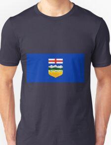 Alberta Flag Unisex T-Shirt