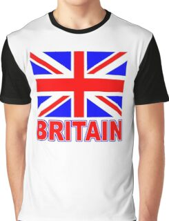 The Pride of Britain Graphic T-Shirt