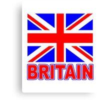 The Pride of Britain Canvas Print