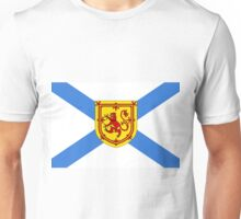 Nova Scotia Flag Unisex T-Shirt