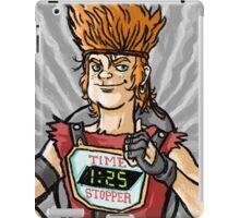 Time Stopper Silverhawks villain iPad Case/Skin