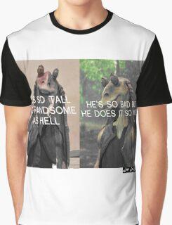 Jar Jar Binks Graphic T-Shirt