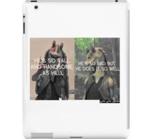 Jar Jar Binks iPad Case/Skin