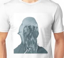 "How ""Ood"" - Hand-drawn Unisex T-Shirt"