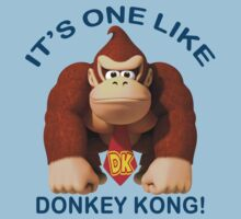 It's On Like Donkey Kong Funny Nintendo Game Character by allisonware9
