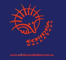 Echidna Walkabout logo Orange by Echidna  Walkabout