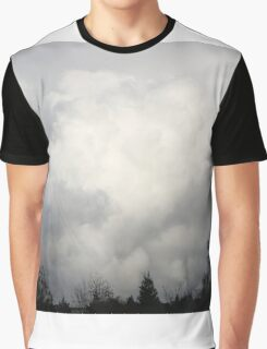 Storm Clouds Graphic T-Shirt